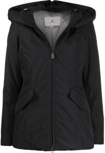 Peuterey Short Puffer Jacket - Preto