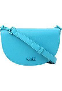 Bolsa Colcci Mini Bag Selaria Feminina - Feminino-Azul