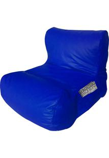 Puff Relax Nobre - Stay Puff - Azul Royal