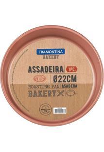 Assadeira Bakery- Bronze- 5,4Xã˜22Cm- Tramontinatramontina
