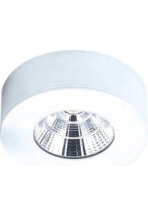 Spot Led Sobrepor De Alumínio Pill 2,5Cmx7,5Cmbella Iluminação 1X5W Branco