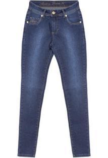 Calça Jeans Elegant - Jeans Aleatory Feminina - Feminino