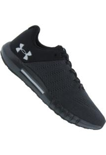 Tênis Under Armour Micro G Pursuit - Masculino - Cinza Escuro/Preto