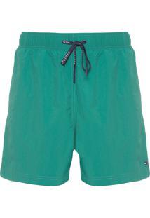 Bermuda Masculina Core Solid - Verde