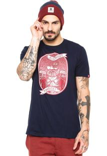 Camiseta Element Anonymous Azul