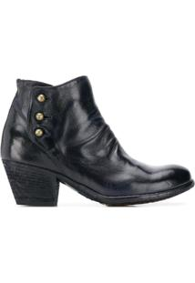 Officine Creative Ankle Boot Giselle - Azul