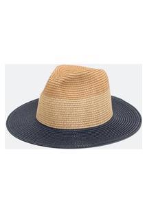 Chapéu Panamá Aba Marinho | Bossa Nossa | Multicores | U