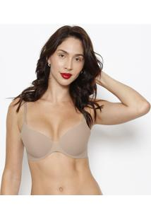 Soutien Push Up Com Ajuste- Nude- Hopehope