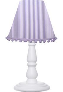 Abajur Carambola Violeta