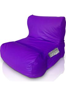 Puff Relax Nobre Roxo Stay Puff