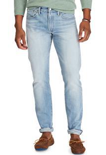 Calça Jeans Polo Ralph Lauren Slim Sullivan Azul