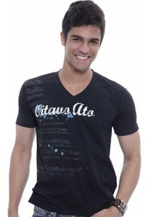 Camiseta Oitavo Ato Invaders Masculina - Masculino