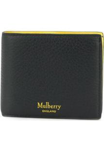 Mulberry Carteira Dobrável - Preto