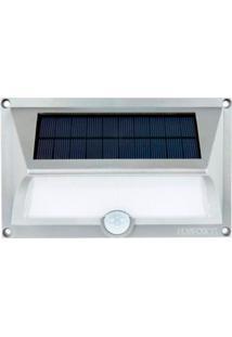 Arandela Solar Ecoforce 12Led, 3000K - 17151