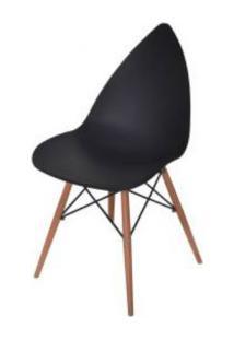 Cadeira Pingo Falkk Fl-001 Preto