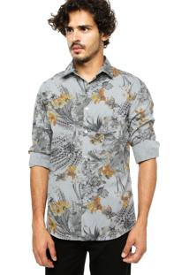 Camisa Forum Florida Cinza