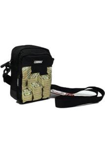 Bolsa Shoulder Bag Chronic Dollar - Unissex