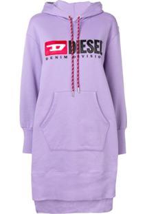 Diesel Vestido D-Ilse-C - Roxo