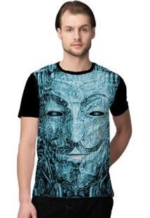 Camiseta Stompy Psicodelica17 Masculina - Masculino
