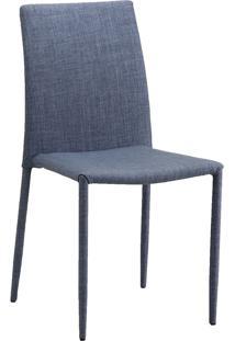 Cadeira De Jar Glam Or-4403 – Or Design - Cinza Claro