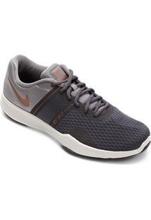 d695decbc6 ... Tênis Nike City Trainer 2 Feminino - Feminino-Cinza+Laranja