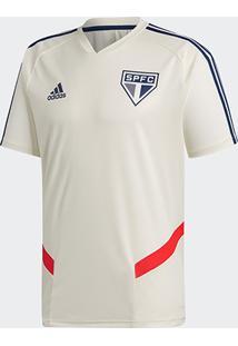 Camisa São Paulo Treino 2019 Adidas Masculina - Masculino