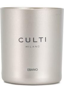 Culti Milano Ebano Candle - Cinza