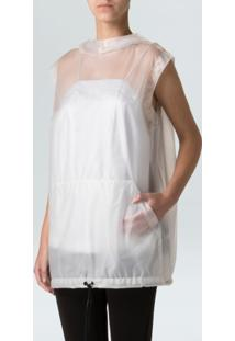 Colete Over Glass-Transparente - Pp