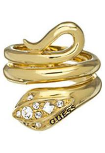 Anel Serpente - Dourado - Ø1,7Cm - Guessguess Relógios
