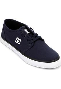 Tênis Dc Shoes Studio Tx La Masculino - Masculino-Azul Royal