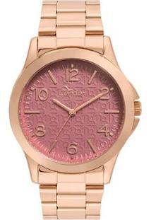 Relógio Condor Feminino Eterna Bracelete Rosé - Co2036Kug/K4N Co2036Kug/K4N - Feminino-Rose Gold