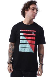 Camiseta Asphalt Flag Masculina - Masculino