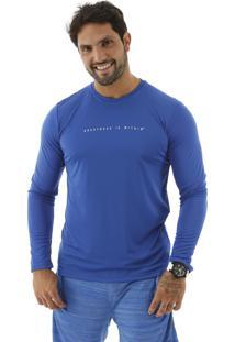 Camiseta M/L Dry Everlast Greatness Is Within