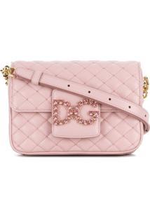 Dolce & Gabbana Bolsa Transversal 'Dg Millennials' - Rosa
