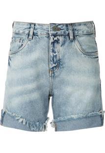 ce82f6b2a ... John John Short Jeans Claro - Azul