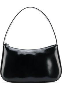 Kwaidan Editions Varnished Shoulder Bag - Preto