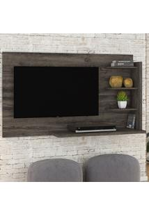 Painel Para Tv Julia 253025 Vulcano - Madetec