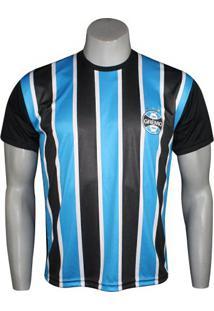Camisa Masculina Dilva Oldoni Grêmio