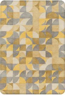 Tapete Love Decor Sala Wevans Abstract Yellow