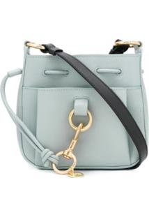 See By Chloé Drawstring Shoulder Bag - Azul