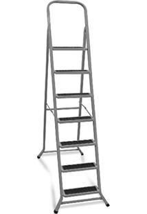 Escada Aço Artmix 7 Degraus Articulada
