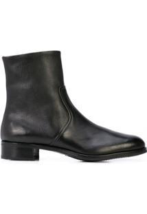 Gravati Ankle Boot Clássica - Preto