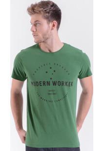 T-Shirt West Coast Modern Worker Stars Pinheiro