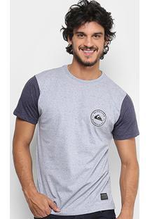 Camiseta Quiksilver Especial Chose Masculina - Masculino