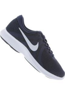 Tênis Nike Revolution 4 - Masculino - Azul Escuro