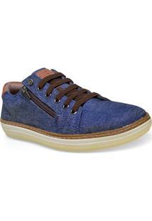 Sapatenis Masc West Coast 118620/3 Jeans