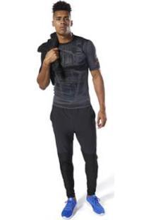 Camiseta Reebok Ost Comp Printed Masculina - Masculino