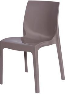 Cadeira Em Polipropileno Ice Fendi