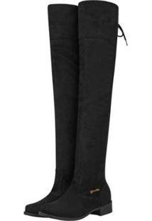 Bota Barth Shoes Agnes Feminina - Feminino-Preto
