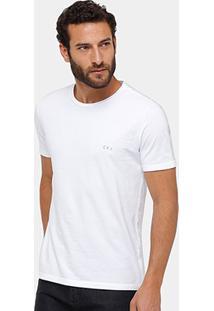 Camiseta Calvin Klein Básica Ck Masculina - Masculino